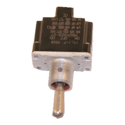 Honeywell 1TL1-7 Toggle Switch