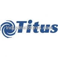 """Titus 41410215 Hot Water Coil Assembly 2-Row 38"""" x 18"""""""