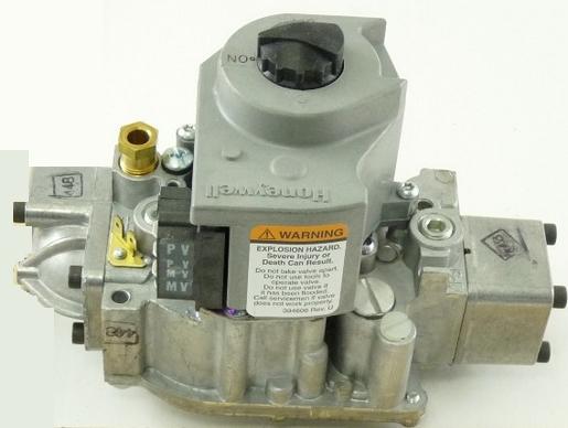 """Lochinvar 100109841 24V 3.5"""" Wc Nat 1/2"""" Gas Valve"""