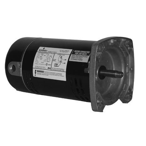 Nidec-US Motors (Emerson) JS100UPR Motor 1HP 115/230V 3450RPM