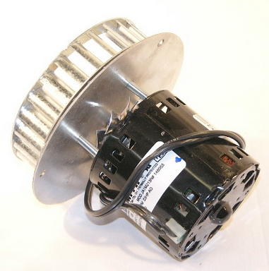 Reznor 148056 Venter Motor and Wheel Assembly