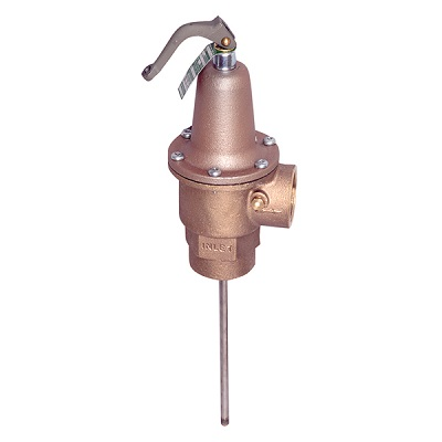 Watts 340X-8 Temperature and Pressure Relief Valve