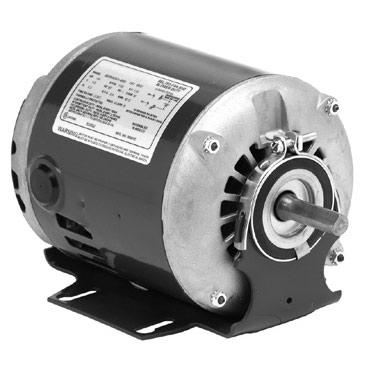 Nidec-US Motors (Emerson) 2911 Motor 1/3HP 115V 1725RPM