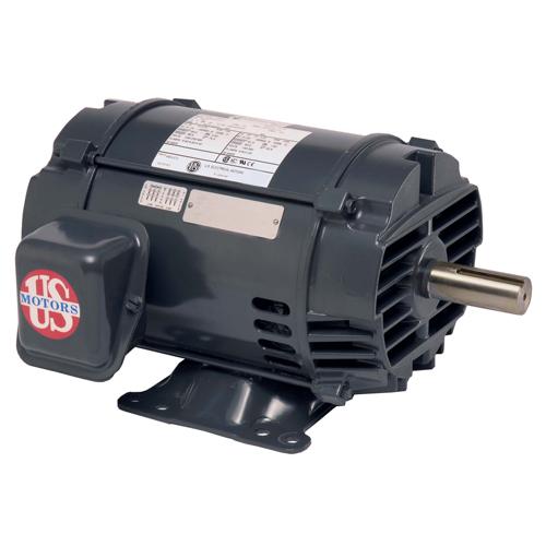 Nidec-US Motors (Emerson) D1P3G Motor 1HP 575V 1165RPM