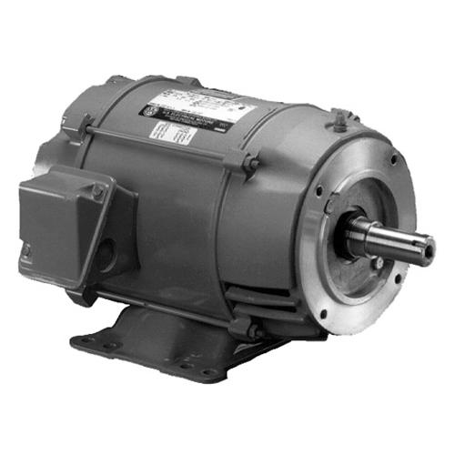 Nidec-US Motors (Emerson) DJ1P3DM Motor 1HP 208-230/460V 1165RPM