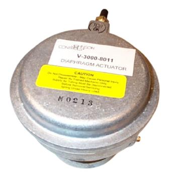 Johnson Controls V-3000-8011 Pneumatic Valve Actuators