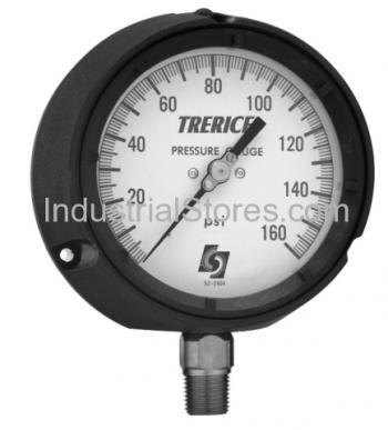 Trerice 450LFSS4504LA120 4.5 Turret Lower 1/2 0-160 psi
