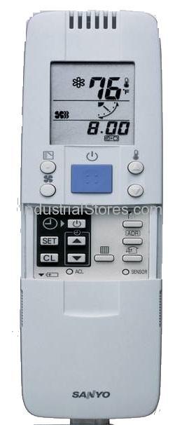 Sanyo HVAC RCS-SH1UA Wireless Controller For Type K
