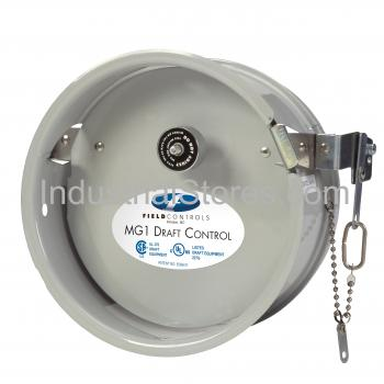 Field Controls 01967701 24 Draft Regulator For OilGasWood & Coal