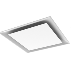 """Titus OMNI-10 Neck Assembly for 24"""" x 24"""" Ceiling Diffuser 10"""""""