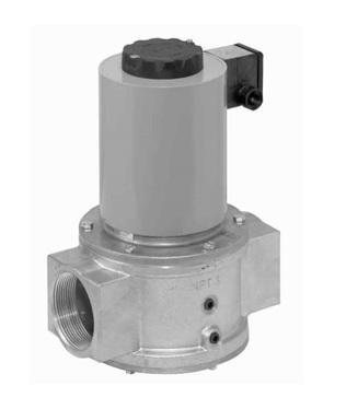 Dungs 108-597 Single Automatic Shut-Off Valve MVDLE 220/5 110VAC