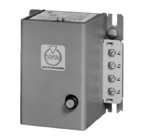 White-Rodgers 668-430 Kwik-Sensor Cad Cell Relay Oil Burner Control 2 or 3-Wire 45-Second Timer