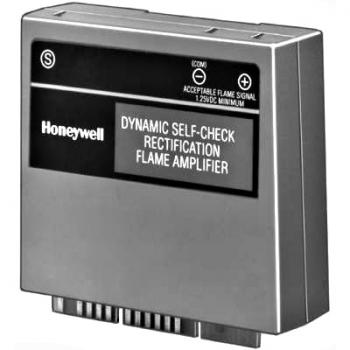 Honeywell R7849A1015 Ultraviolet Flame Amplifier