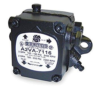 Suntec A2VA7116 Single Stage Oil Pump (3450 RPM)