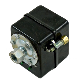 Siemens Industrial Controls (Furnas) Controls 69HBU2 Differential Pressure Switch 20-35 PSI with Unloader Valve