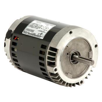 Nidec-US Motors (Emerson) D12CP2PCR Motor 1/2HP 208/230V 1725RPM 3-Phase