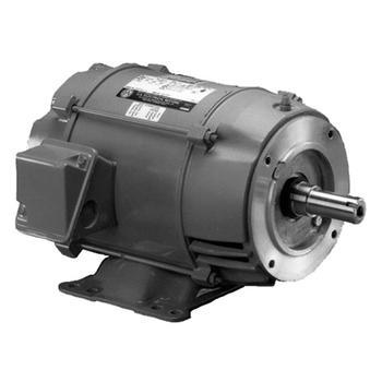 Nidec-US Motors (Emerson) DJ1P2DP Motor 1HP 208-230/460V 1740RPM