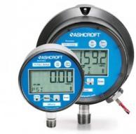 Ashcroft 452174SD02L8000BL Digital Pressure Gauge 4-20mA Loop 8000 PSI
