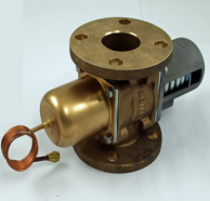 """Metrex DA2002FL Water Regulating Flanged 2"""" 2-Way 80-210 Adjustible"""