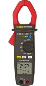AEMC 2117.5 Clamp-on Meter