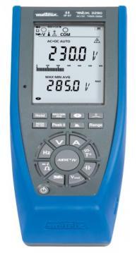 AEMC 2154.01 3290 TRMS Digital Multimeter, 6000 Counts
