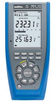 AEMC 2154.02 3291 TRMS Digital Multimeter, 60000 Counts