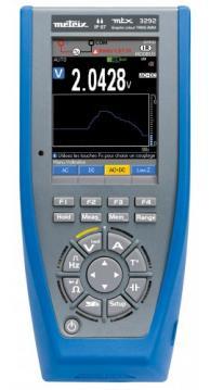 2154.05 MTX 3292-BT TRMS Digital Datalogging Multimeter, 100000 Counts, Bluetooth