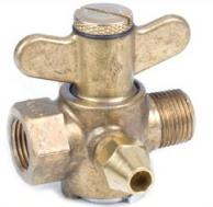 3038 Throttling Shut-Off Valve