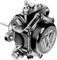 Webster 1R111C-4C3 Series R Service Saver Fuel Pump Single Stage 1725Rpm 1-Filter 150psi Counter-Clockwise with Left Port