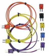 Meriam 9A84 Thermocouple Wiring Kit with Connectors and Simulation Cable