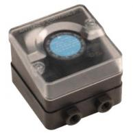 """Antunes 8281003050 Air Pressure Switch Horizontal Mount with 1/8"""" NPT 1-20"""" W.C."""