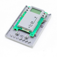 Barber Colman (Schneider Electric) MN-S3HT-500 Temperature & Humidity Sensor with LCD Display (No Cover)