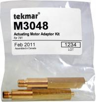 Tekmar M3048 Actuating Motor adapter Kit