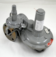 "Sensus (Rockwell-Equimeter) 243-RPC-B-2F Regulator 2"" Flanged with External Control Line 1"" Orifice 30"