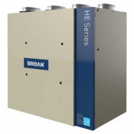 BROAN-NuTone ERV250TE HE Energy Recovery Ventilator