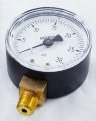 McDonnell & Miller 354412 Output Gauge for PFC Series