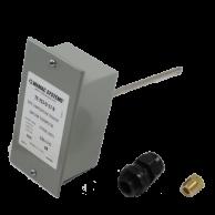 "Mamac TE-703-D-17-B-3 Immersion Temperature Sensor 20K NTC Thermistor 6"" Probe 1/2"""