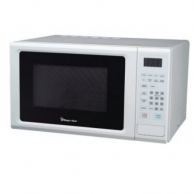 Magic Chef MCPMCM1110W Microwave with Digital Touch 1.1 Cubic-Ft