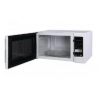 Magic Chef MCPMCM1611W Countertop Microwave 1.6 Cubic-Ft ( White )