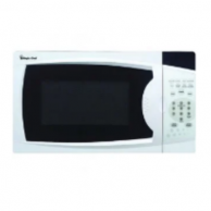 Magic Chef MCPMCM770W Microwave with Digital Touch .7 Cubic-Ft ( White )