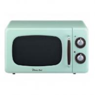 Magic Chef MCPMCD770CM Retro Microwave .7 Cubic Ft 700 Watt ( Mint Green )