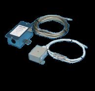 Mamac TE707-A-12-C-2 Armoured Cable Duct Averaging Temperature Sensor 10K Ohm