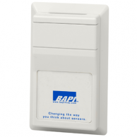 BAPI BA/-RD Delta Style Room Humidity Transmitter with optional Temperature Sensor